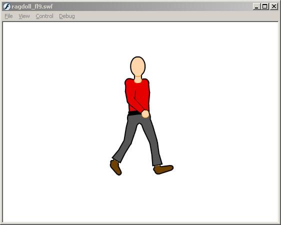 Учимся делать анимацию тела Ragdoll1