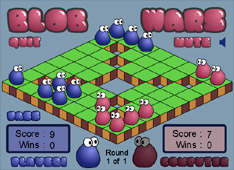 blob wars photograph