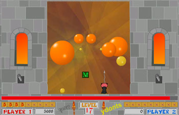 bubble trouble all levels